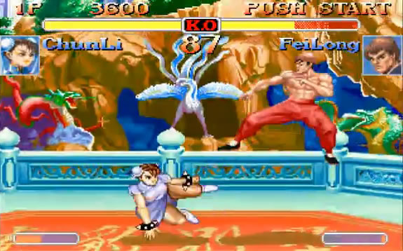 Super Street Fighter 2 Turbo